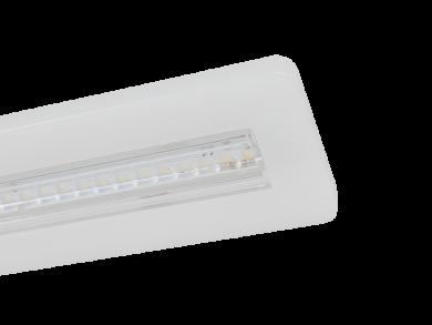 Интериорна LED система PrisLed Opal 25W/600mm/3125LM и 50W/1200mm/6250LM 220-240V IP20